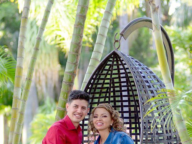 La boda de Roberto y Erandi en Guadalajara, Jalisco 9
