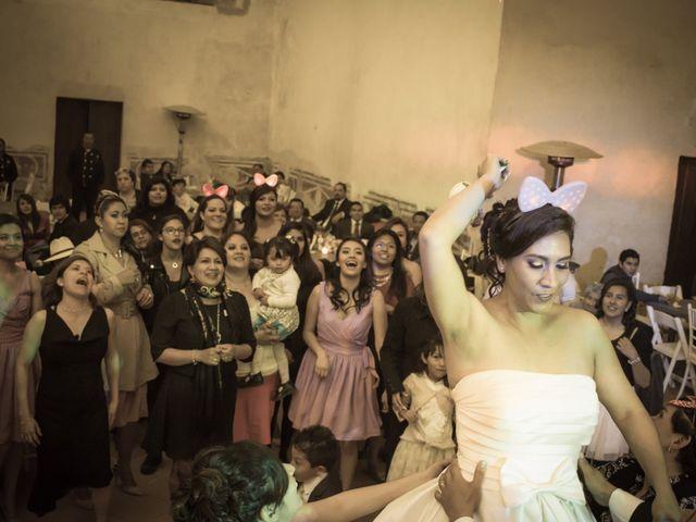 La boda de Erika y Moises en Coyoacán, Ciudad de México 1