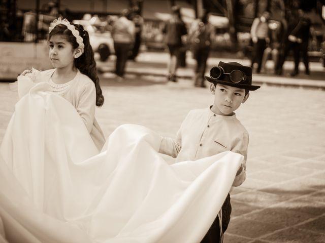 La boda de Erika y Moises en Coyoacán, Ciudad de México 7