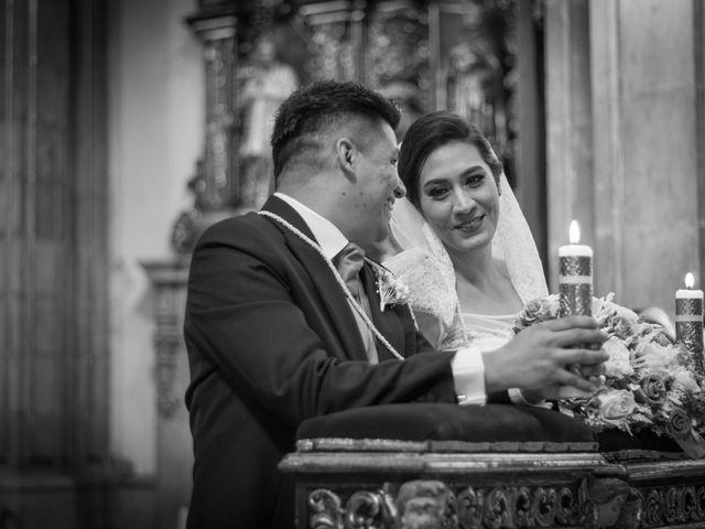La boda de Erika y Moises en Coyoacán, Ciudad de México 9