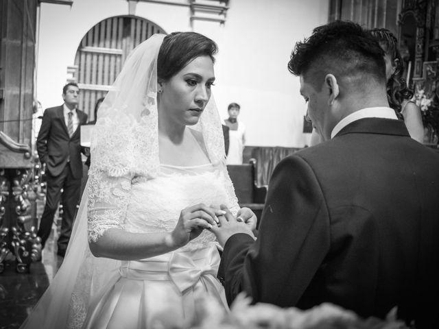 La boda de Erika y Moises en Coyoacán, Ciudad de México 10