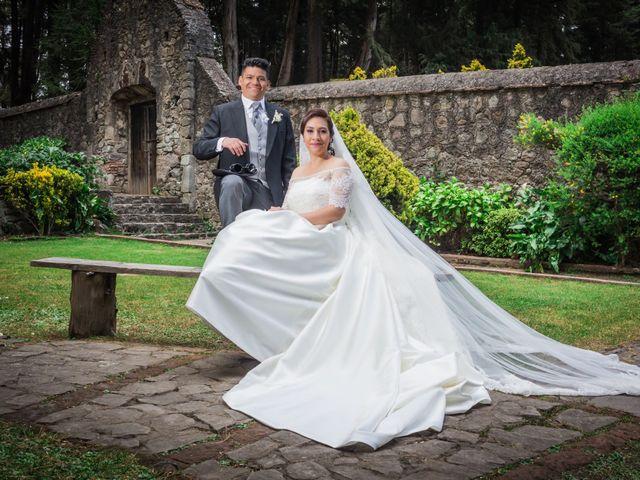 La boda de Erika y Moises en Coyoacán, Ciudad de México 12