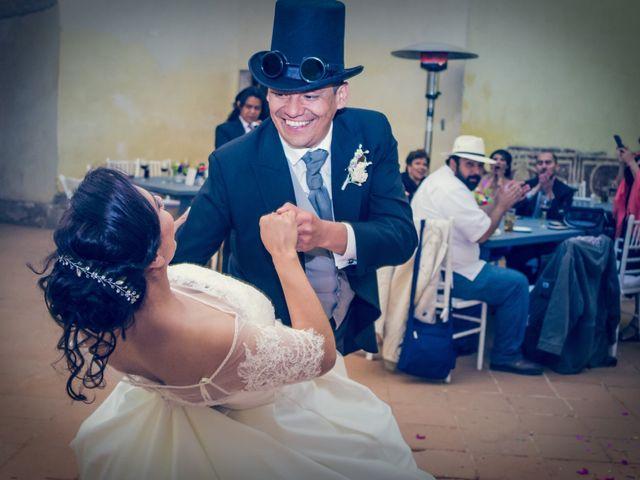 La boda de Erika y Moises en Coyoacán, Ciudad de México 14