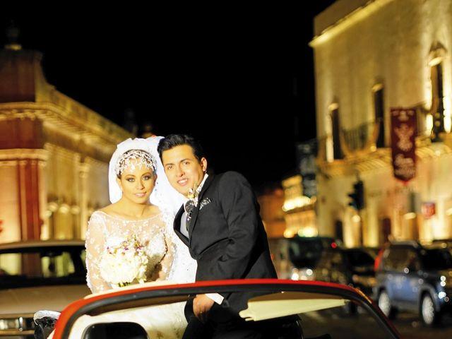 La boda de José y Marce en Zacatecas, Zacatecas 1
