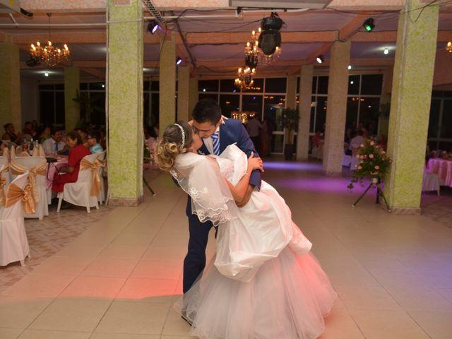 La boda de Yazmin y Rufino