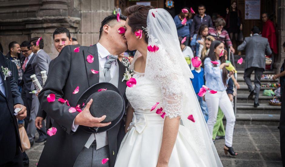 La boda de Erika y Moises en Coyoacán, Ciudad de México