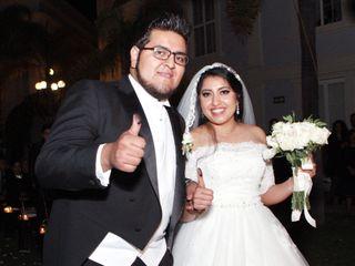La boda de Betty y Chuy