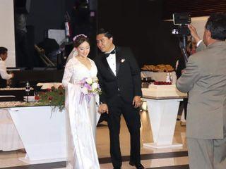 La boda de Viridiana  y Gonzalo