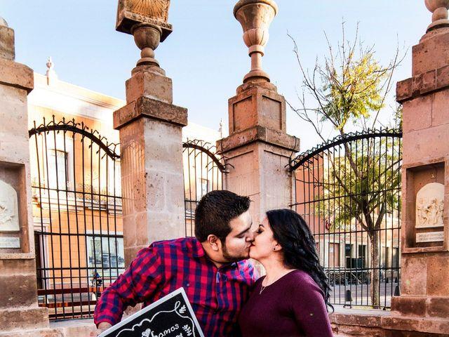 La boda de Chuy y Betty en Aguascalientes, Aguascalientes 4