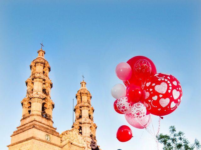 La boda de Chuy y Betty en Aguascalientes, Aguascalientes 5