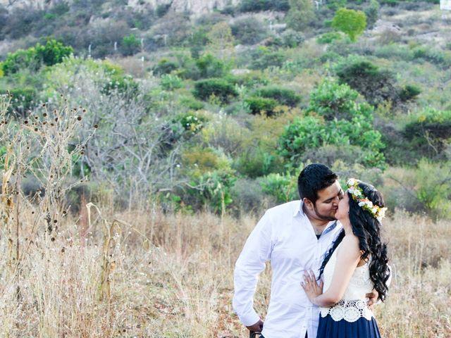 La boda de Chuy y Betty en Aguascalientes, Aguascalientes 6