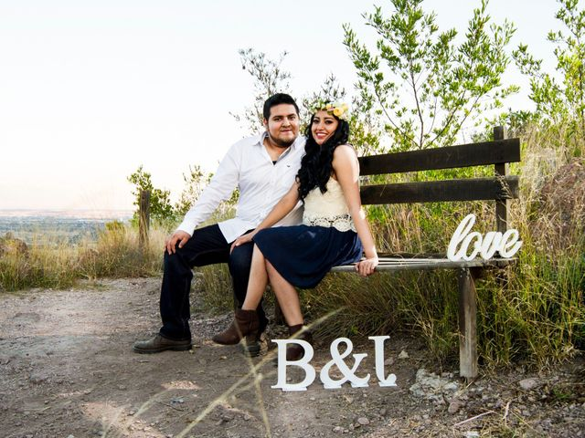 La boda de Chuy y Betty en Aguascalientes, Aguascalientes 2