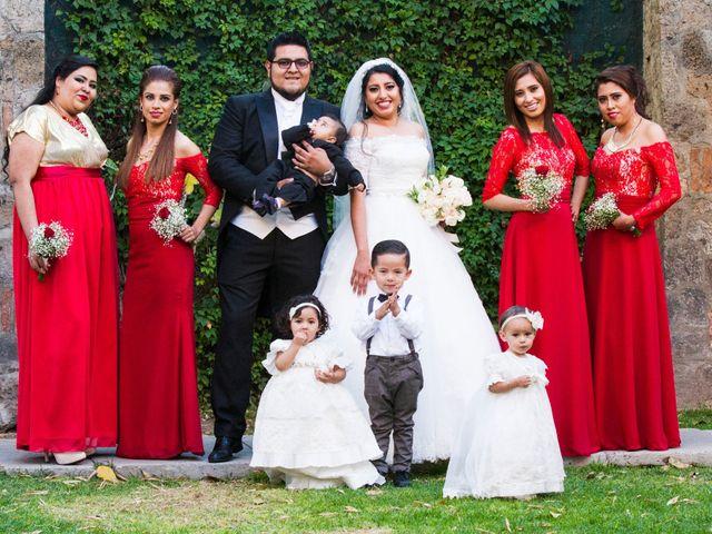 La boda de Chuy y Betty en Aguascalientes, Aguascalientes 26