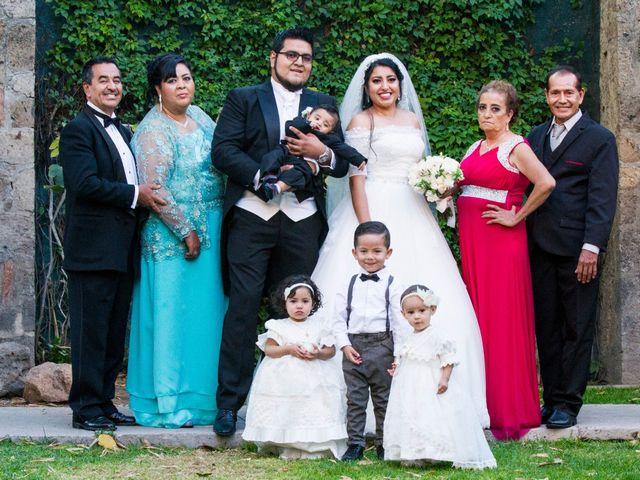 La boda de Chuy y Betty en Aguascalientes, Aguascalientes 27