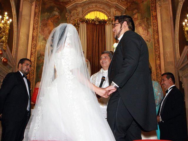La boda de Chuy y Betty en Aguascalientes, Aguascalientes 55