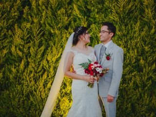 La boda de Tatiana y Marlon
