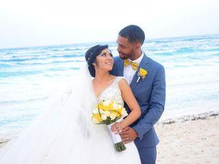 La boda de Cinthia y Levi