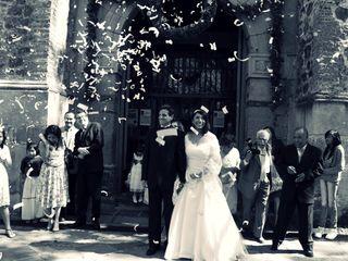 La boda de Elvia y Gerardo