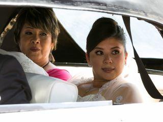 La boda de Itzel y Román 1