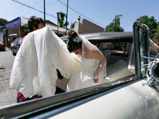 La boda de Itzel y Román 2