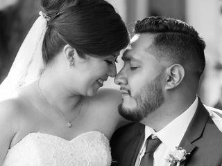 La boda de Itzel y Román