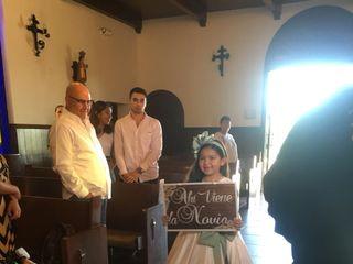 La boda de Jessica Estefanía    y Jesús Manuel 2