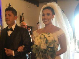 La boda de Jessica Estefanía    y Jesús Manuel 3