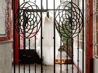 La boda de Araceli y Erick 1