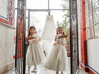 La boda de Araceli y Erick 3