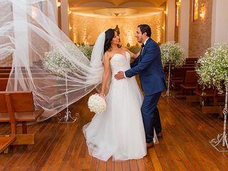La boda de Araceli y Erick