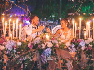 La boda de Sinai y Ricardo