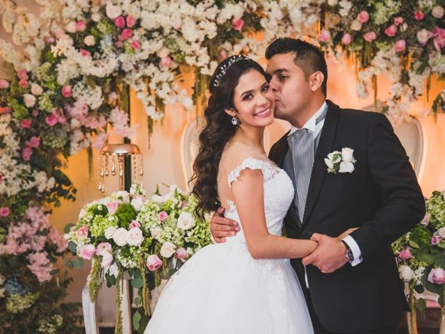 La boda de Gaby y Marco