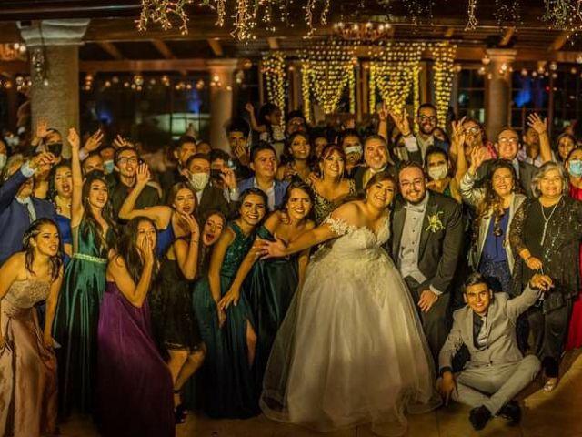 La boda de Daniel y Valeria en Zapopan, Jalisco 1