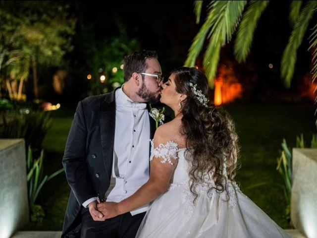 La boda de Daniel y Valeria en Zapopan, Jalisco 2