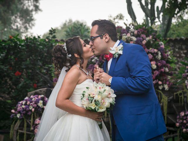 La boda de Cristina y Erick