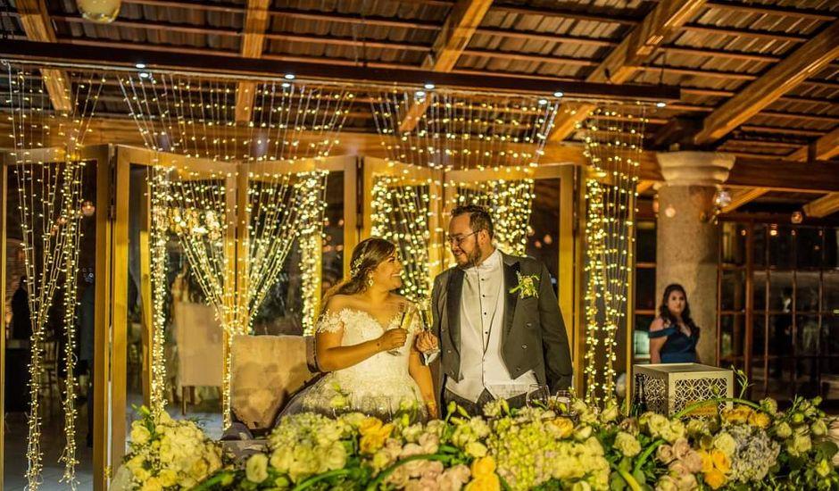 La boda de Daniel y Valeria en Zapopan, Jalisco