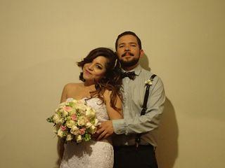 La boda de Elvia Estela y Miguel Angel