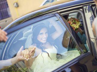 La boda de Gaby y Landy