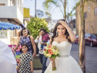 La boda de Gaby y Landy 2