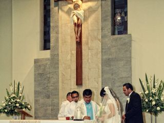 La boda de David  y Argelia  1