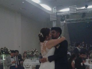 La boda de Diana y Marco Daniel  1