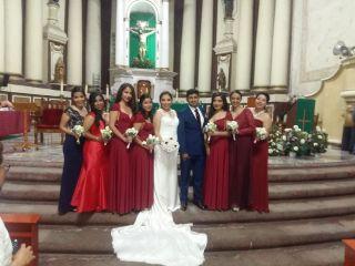 La boda de Diana y Marco Daniel  2