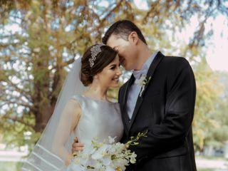 La boda de Marce y David 1