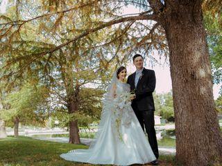 La boda de Marce y David