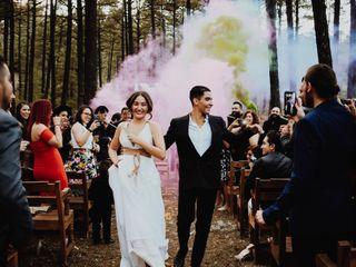 La boda de Ana Victoria y Luis Enrique