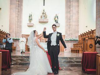 La boda de Alitzel y Edgar 1