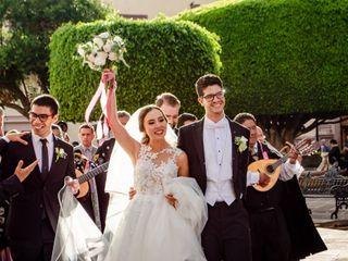 La boda de Alitzel y Edgar 2
