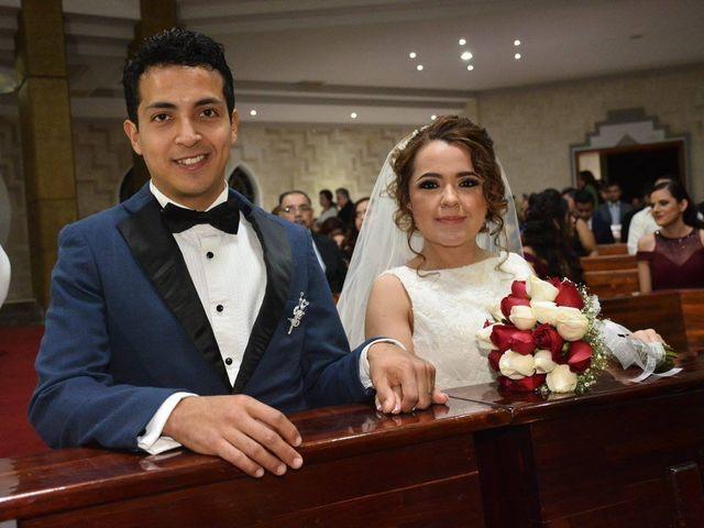 La boda de Nancy  y Lalo