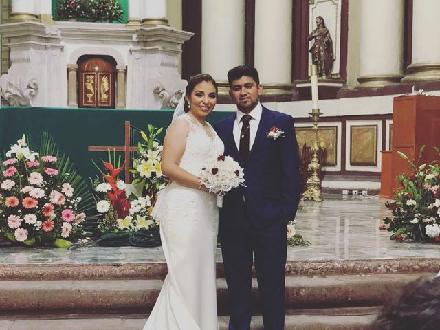 La boda de Diana y Marco Daniel