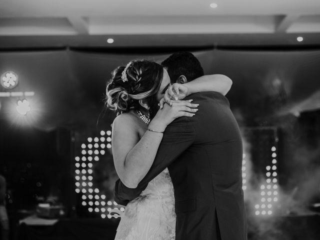 La boda de Alejandra y Eli